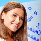 Юлия Топольницкая в 2020 году